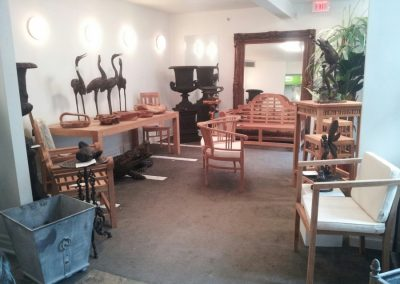teak furniture oakville