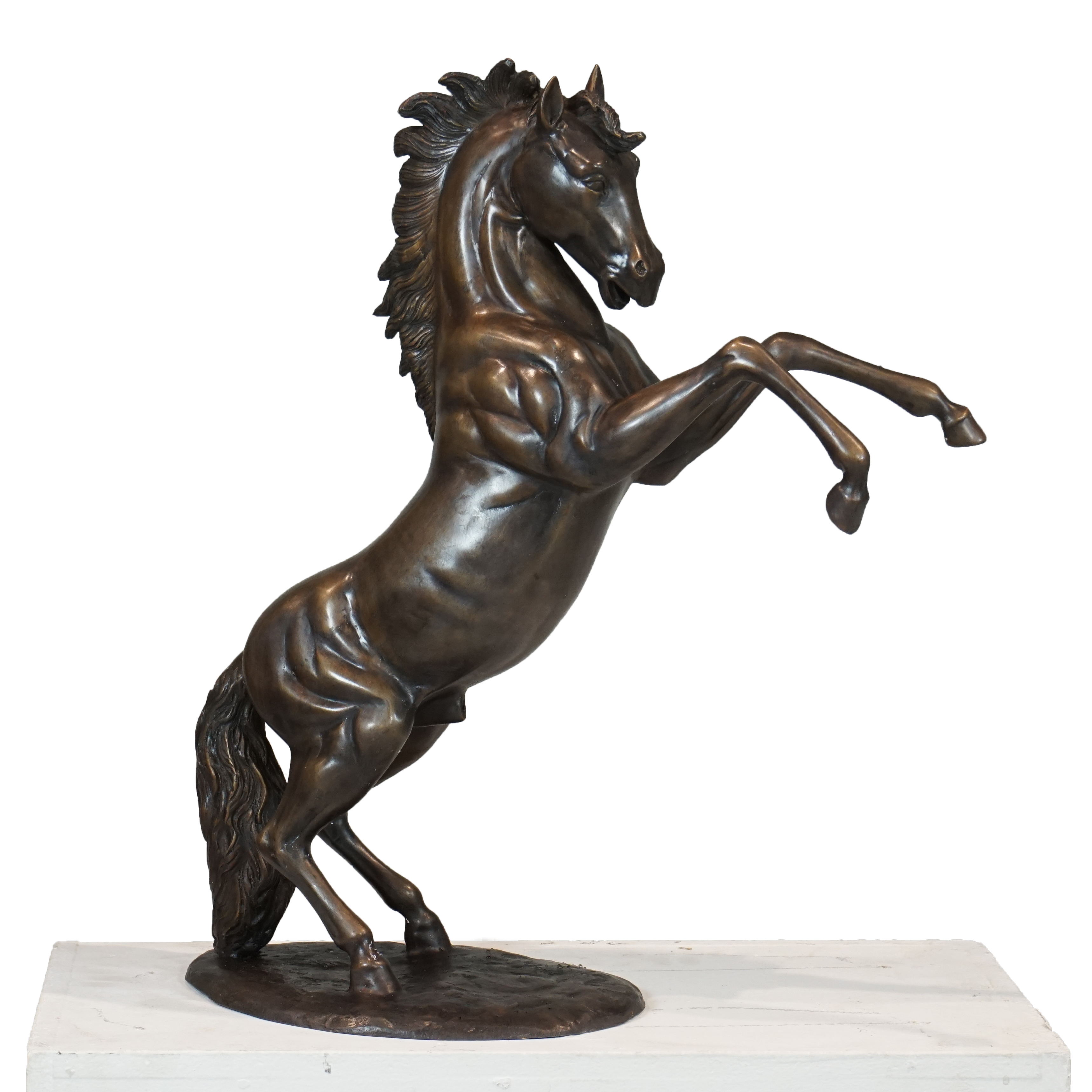 small horse statue 3d - photo #39