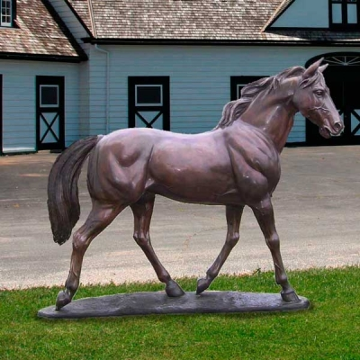 a5942-ac-walking-horse-statue
