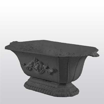j045-b-oval-cast-iron-garden-planter